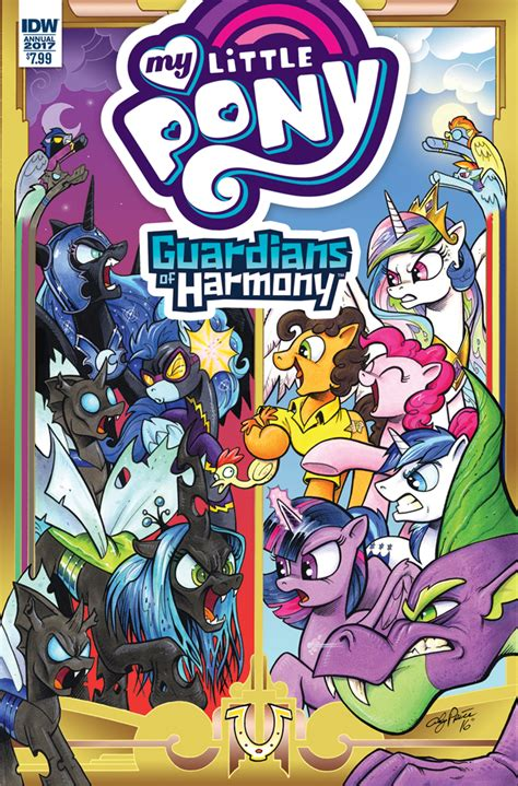 seasons and celestials an coloring book books my pony idw publishing