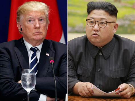donald trump kim jong un analysis how president trump and kim jong un went from
