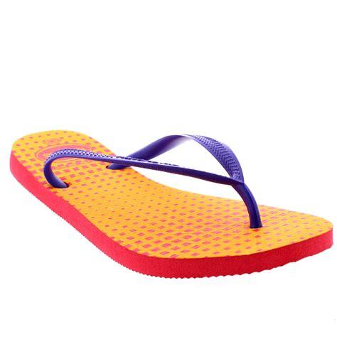 10 Havaianas Flip Flops by Womens Havaianas Slim Graphic Vacation Flip Flops