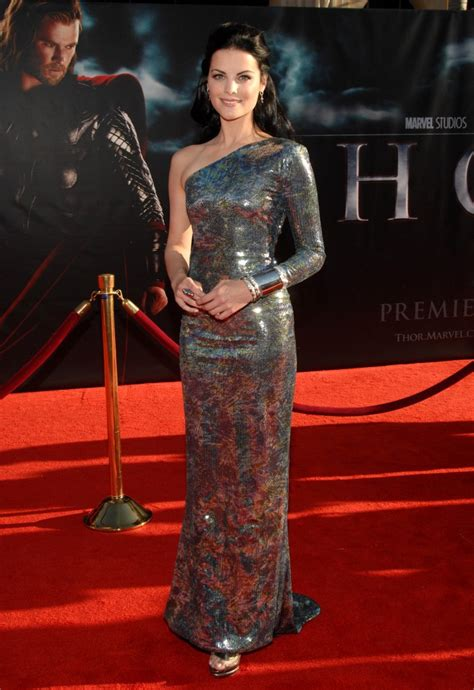 jaimie alexander confirms thor 3 and that s she s jaimie alexander photos photos quot thor quot premiere zimbio