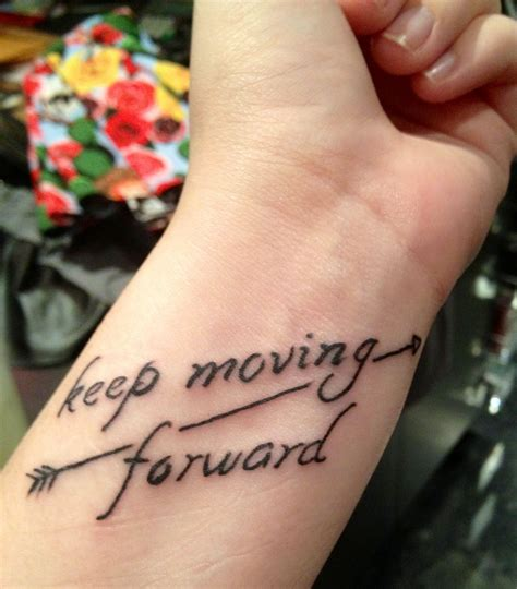 moving on tattoos moving forward tattoos www imgkid the image kid
