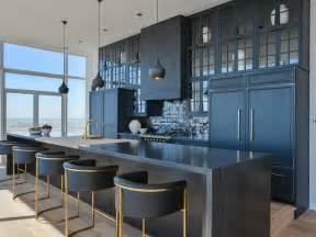 contemporary black kitchen design contemporary kitchen
