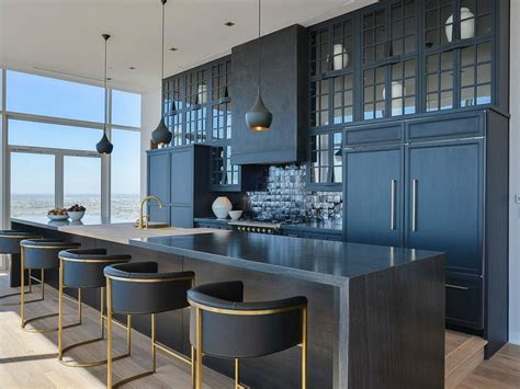 Black Kitchen Decor by Black Kitchen Design Kitchen