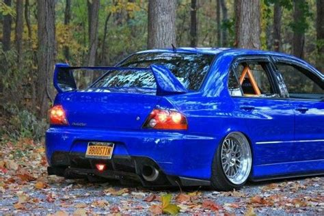 stanced mitsubishi lancer mitsubishi lancer evolution mitsubishi lancer and evo on