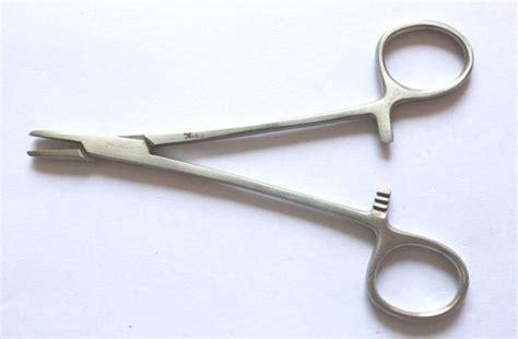 Pinset Anatomi Pendek minor surgery set alat bedah minor hecting set tokoalkes
