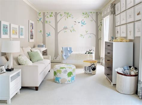 Room Interior Paint - baby nursery ideas that design conscious adults will love
