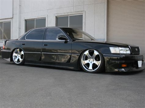 lexus ls400 modified lexus air suspension air runner systems