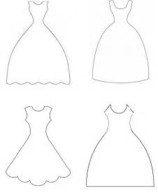Wedding Dress Template by Wedding Dress Template For Cards Wedding Dress