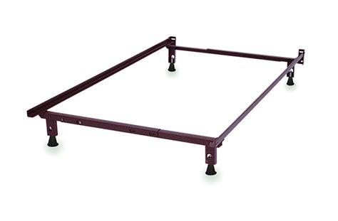 Metal Bed Frame With Mattress Metal Bed Frames Single