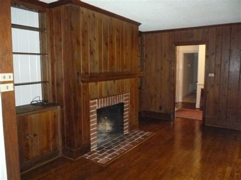 painted wood paneling before after b b painted paneling b a photos