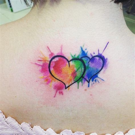 watercolor tattoo names watercolor maybe add names tattoos