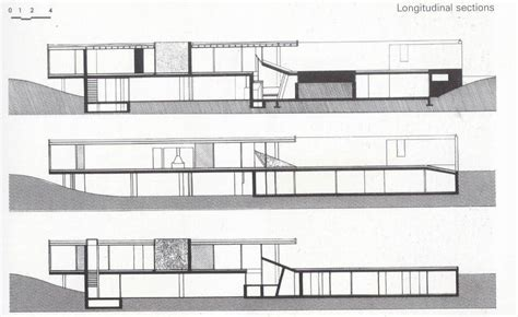Villa Savoye Floor Plans by Dutch House Rem Koolhaas Archdaily