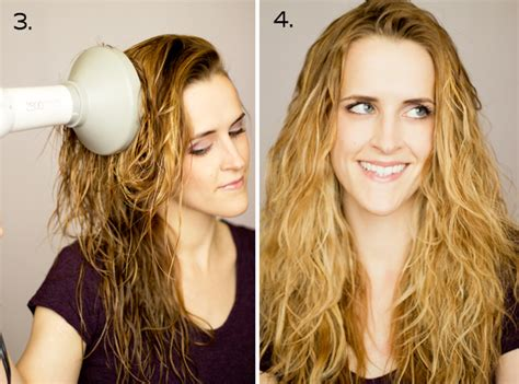 Hair Styler Dryers by Wavy Hair Using Dryer Hairs Picture Gallery
