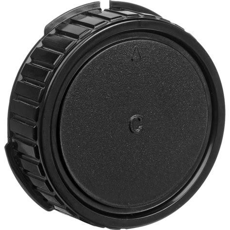 Rear Lens Cap Canon b w rear lens cap for canon fd mount lenses 68863 b h photo