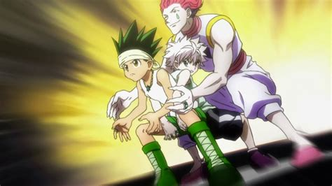 anime hunter x hunter hunter x hunter memories x and x milestones 9 20 14