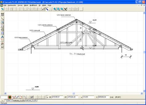 free home design software roof arcad roof structure designer