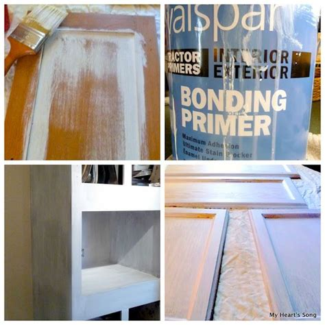 painting plastic kitchen cabinets painting mobile home kitchen cabinets handy tips pinterest