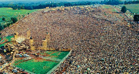 Tiny House Movement by These Crazy Statistics Prove That Woodstock Was Just As