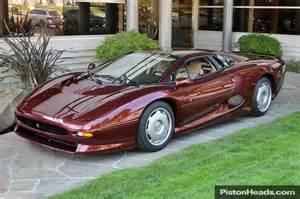 1993 Jaguar Xj220 For Sale Used Jaguar Xj220 Cars For Sale With Pistonheads