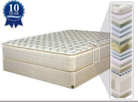 California King Mattress Prices by Emerald Jumbo Pillow Top 14 5 Inch Innerspring Cal King