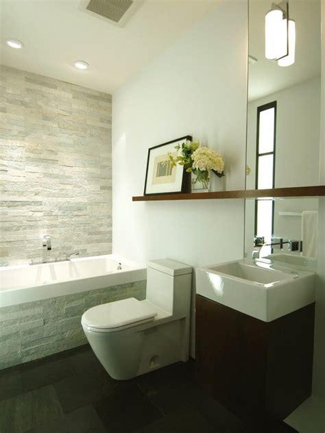 小户型家庭厕所装修效果图 土巴兔装修效果图 Modern Family Bathroom Ideas
