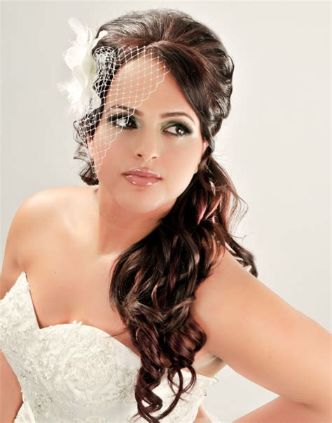 western hairstyle beautiful stylish western fashion bridal wear hairstyle