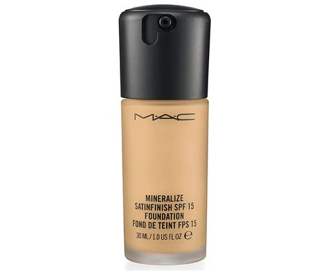 Mac Mineralize Foundation mac mineralize satinfinish spf 15 foundation review