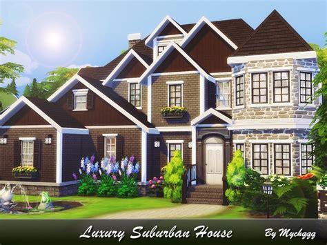 suburban houses mychqqq s luxury suburban house