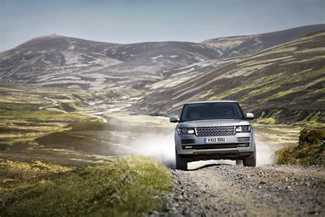 all new 2013 range rover suv pictures and details