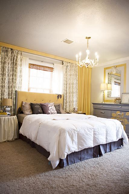 How To Curtains For Bedroom by How To Hang Wall To Wall Curtains Kara Paslay Design