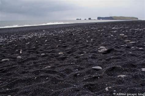 arena negra la fant 225 stica playa de arena negra en islandia nexofin