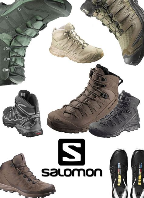 salomon tactical boots shop salomon boots shoes from forces to speedcross we