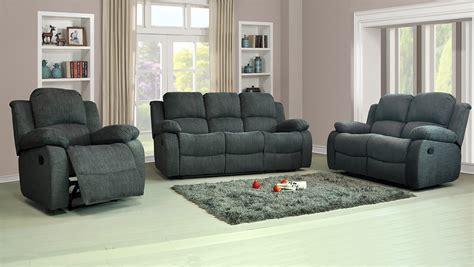 lazy valencia lazy boy valencia fabric electric recliner sofa suites light grey ebay