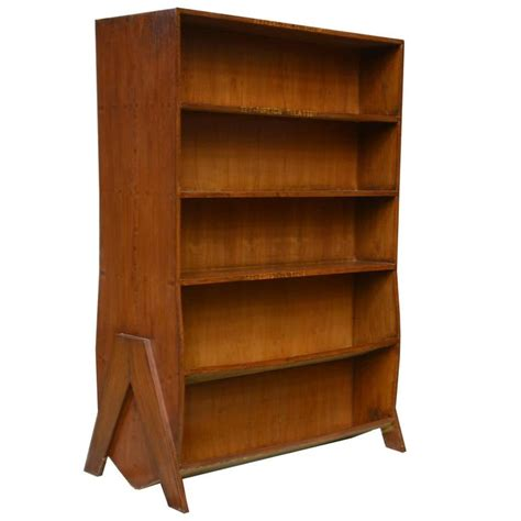 jeanneret sided bookcase for sale at 1stdibs