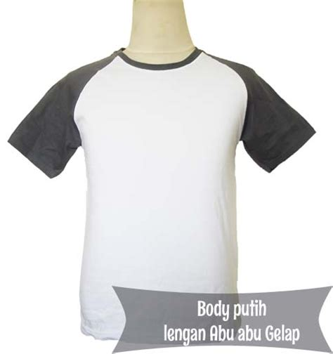 Kaos Polos Cotton Combed 20s Size L jual kaos polos raglan lengan pendek size l berkualitas