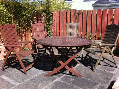 Patio Furniture Dublin by Pagoda Crafted Garden Furniture For Sale In Castleknock