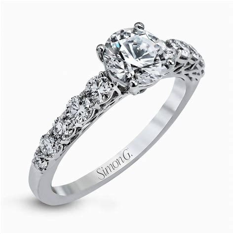 15 collection of houston engagement rings