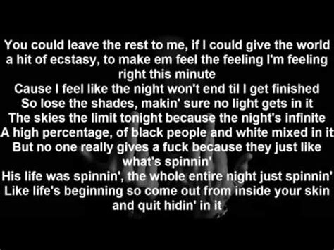 eminem yourself lyrics eminem lose yourself demo original version lyrics on