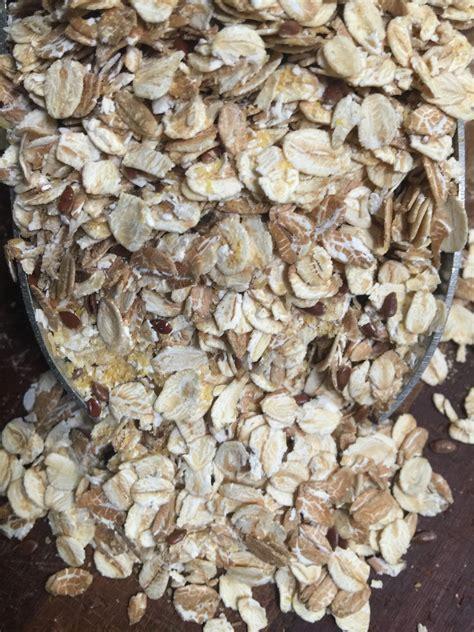 porridge blend conventional gms rustic pantry