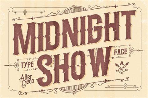 Appeton Buat Dewasa 20 vintage fonts yang harus anda miliki sribu