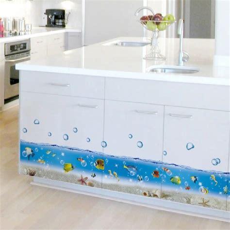 Bathroom Border Decals Bathroom Bathtub Kitchen Decals Sea World Wall