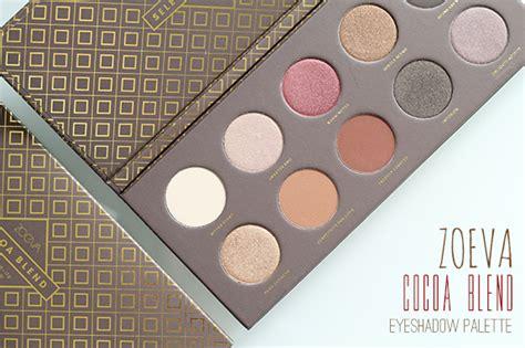 Zoeva Cocoa Blend Palette veracamilla nl zoeva cocoa blend eyeshadow palette