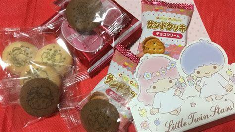 Sanrio Japan Cookies sanrio cookies from japan