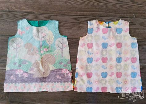 free pattern jumper dress how to sew a reversible baby jumper with a free pattern