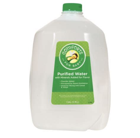 kroger comforts for baby kroger finds mold in water meant for infants recall issued