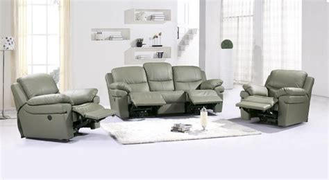 cheap leather reclining sofa sets online get cheap leather recliner sofa set aliexpress com