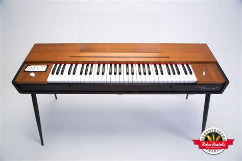 A Vintage Keyboard by Hohner Clavinet D6 Vintage Keyboard Retro Rentals