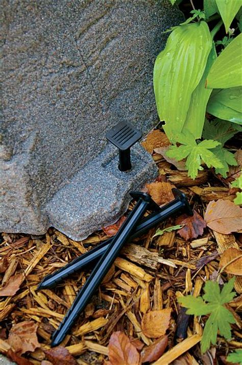 fake rock covers artificial decorative rocks faux cover