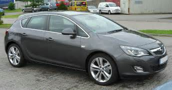 Opel Astra 2010 2010 Opel Astra J Pictures Information And Specs Auto