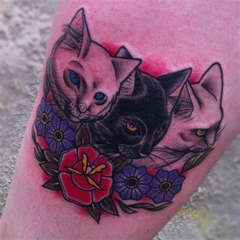 tattoo cat neko 1000 images about cattoos on pinterest cat tattoos